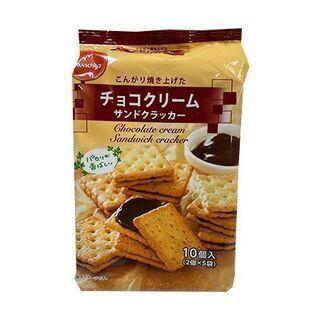 Munchy's チョコクリームサンドクラッカー