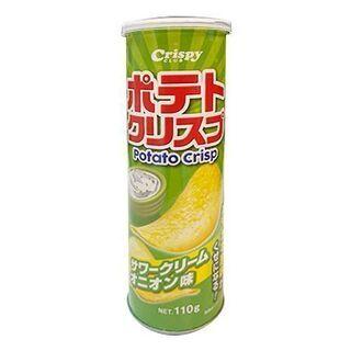 ポテトクリスプ サワーオニオンクリーム味