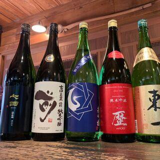 日本酒会・大手町ルンゴ