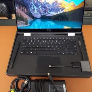 【ネット決済・配送可】Dell XPS 15 2-in-1 (9...