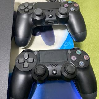 お得!PS4 CUH-2000 500GB コントローラー2個 ソフト付き - さいたま市