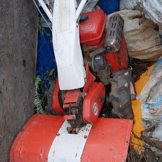 <整備品>耕運機 管理機