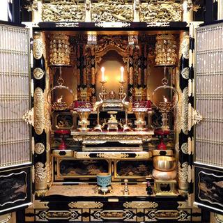 仏壇供養回収致します!