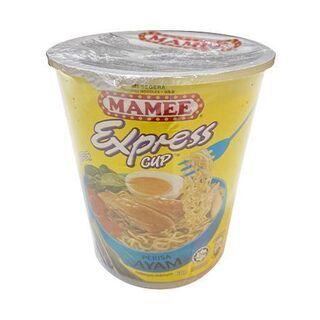 MAMEE カップヌードル チキン味