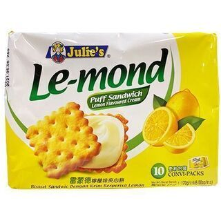Julie's ル・モンド レモンクリームサンド