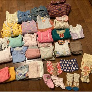 子ども服70〜80女の子