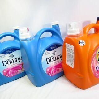 未使用の保管品。Downy ダウニー 5.03L 柔軟剤 …