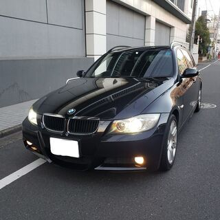 BMW320ツーリングMスポーツ H19 車検4年11月 走行7...