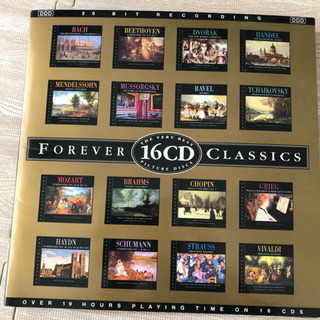 forever 16CD classics クラシック