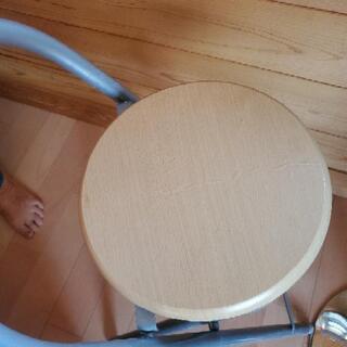 折りたたみイス - 家具