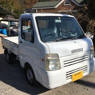 ★★平成21年 キャリートラック4WD 車検令和3年7月★★松本市より