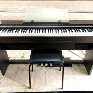札幌近郊 送料無料 CASIO カシオ 電子ピアノ 88鍵…