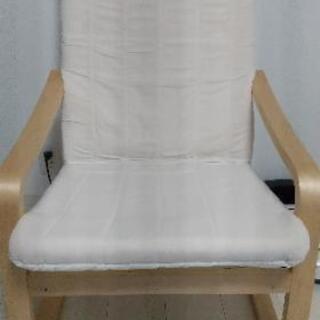 背もたれのある椅子
