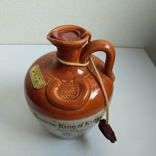 古酒 スコッチウイスキー (キングオブキングス) - お酒