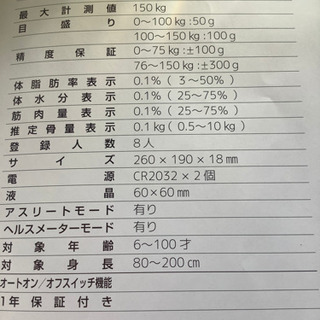 体重計 − 大阪府