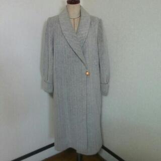 高級婦人服アンゴラコート800円