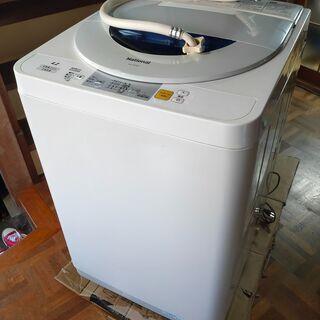 Panasonic 全自動洗濯機 NA-F42M7 4.2kg