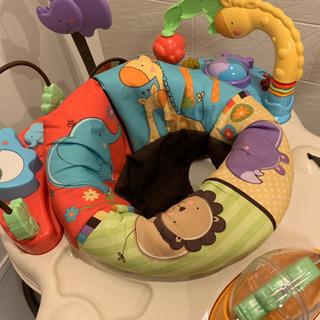 ジャンパルー フィッシャープライス 赤ちゃん おもちゃ