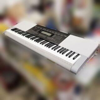 【¥5500-】CASIO/カシオ ベーシックキーボード 76鍵...