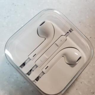 新品iPhone純正イヤホン