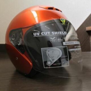 新品未使用 ジェットヘルメット L サイズ