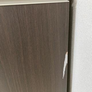 引取者決定✿ニトリ 食器棚 キャビネット - 家具