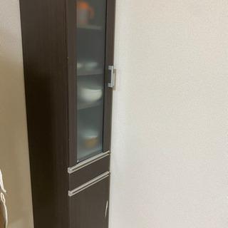引取者決定✿ニトリ 食器棚 キャビネットの画像