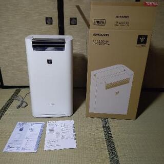 加湿空気清浄機 シャープ KI-LS50-W