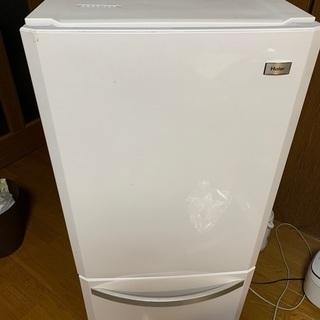 ハイアール1人暮らし用冷蔵庫