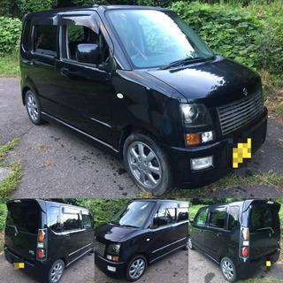 【ネット決済】H16年 SUZUKI ワゴンR RR-DI AT...