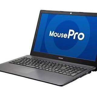 予約受付! MousePro-NB591H-SSD 現行機ノート...