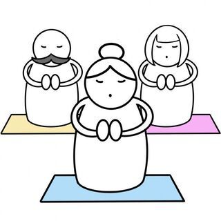 【地球村の集会所】英語でヨガ~ZOOM開催~