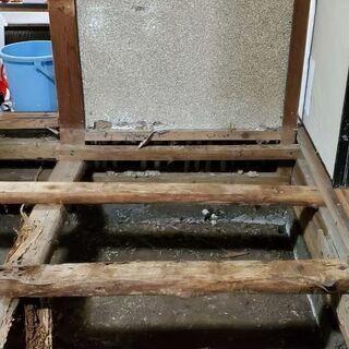 【学生活動】木造空家改修の材料をお譲りいただける方!