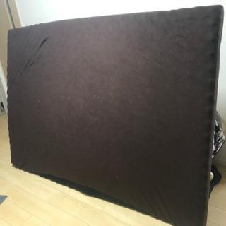 売約済 ワイドサイズ マットレス 約140×190×9サイズ