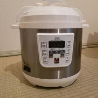 D&S家庭用マイコン電気圧力鍋
