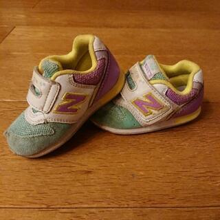 ニューバランス スニーカー 運動靴 13センチ