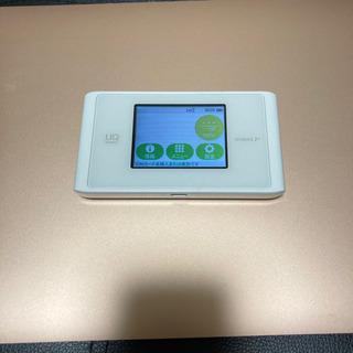 Speed Wi-Fi NEXT WX04 ホワイト 【本体のみ】
