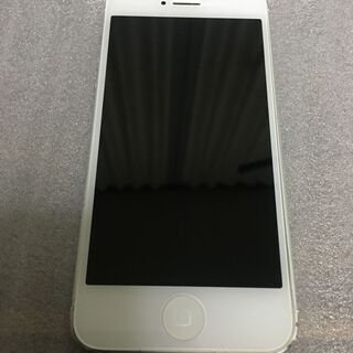 iPhone5 White ジャンク X