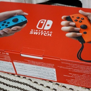 定価販売《新品・未使用》Nintendo Switchと本体全損...
