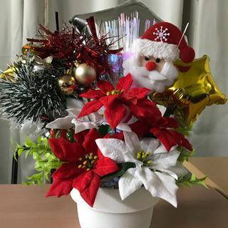 光るバルーンアレンジ・クリスマス・誕生日・母の日:開店祝いなど