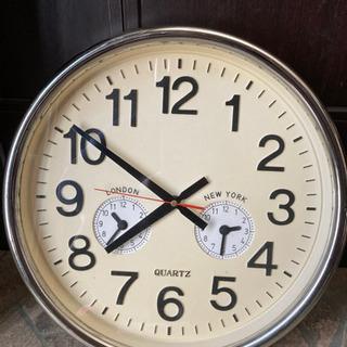 時計ゼロ円ジャンク品