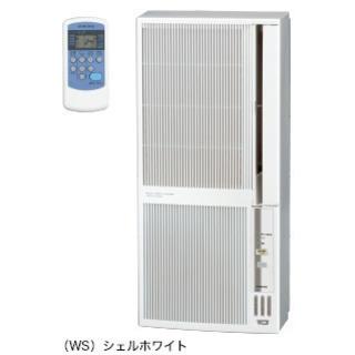 コロナ 窓用エアコン 冷暖房 美品