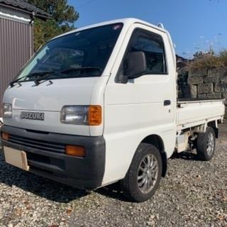 4WD軽トラ - 中古車