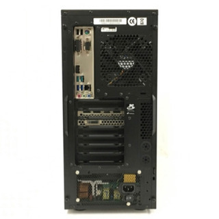 ガレリアxv ゲーミングpc i7 8700 gtx1070ti