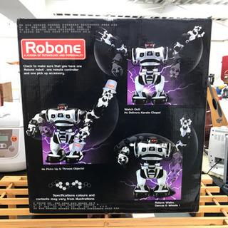 Robon TT315 ロボーン ロボット ラジコン 白 ホワイト 黒 ブラック - 岡山市