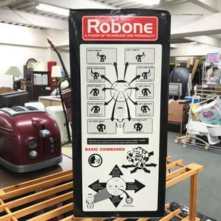 Robon TT315 ロボーン ロボット ラジコン 白 ホワイト 黒 ブラック - おもちゃ