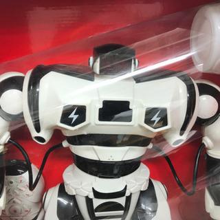 Robon TT315 ロボーン ロボット ラジコン 白 ホワイト 黒 ブラック − 岡山県