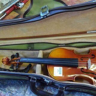 【店舗同時販売中】SUZUKI バイオリン 1/4 ヴァイオリン...