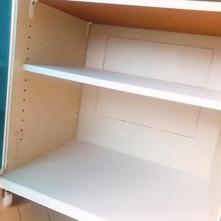 キャスター棚 食器棚 物入れ 小物入れ - 売ります・あげます