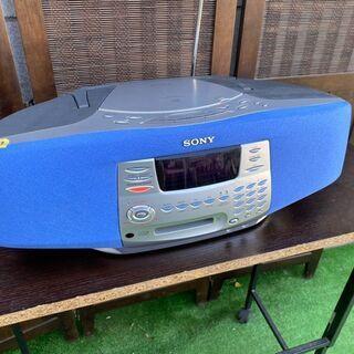 ☆№m52 SONY ソニー ZS-M37 MDCDコンポ ラジカセ